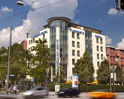 Flemings Hotel München Schwabing - Hotels for bauma 2019 in Munich