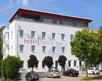 Hotel Forelle Günding - Hotels for bauma 2019 in Munich