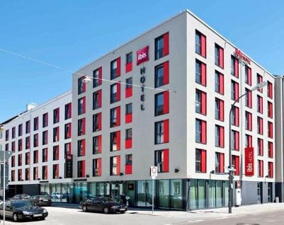 Hotel ibis Muenchen City Süd - Trade Fair Hotels for BAU 2021 Munich