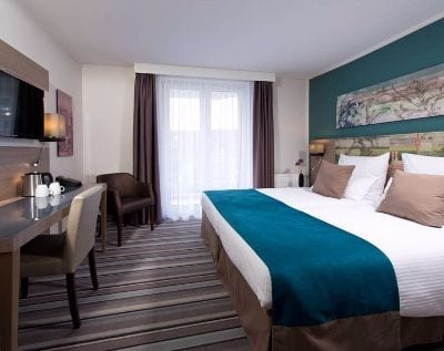 Zimmer Leonardo Hotel Munich City Olympiapark - Hotels for bauma 2019 in Munich