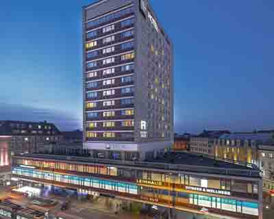 nh deutscher kaiser hotel münchen bauma 400x320 - Hotels for bauma 2019 in Munich