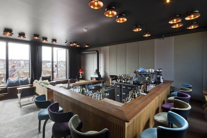 Bar Hotel The Flushing Meadows - bauma 2019 Messehotel - The Flushing Meadows