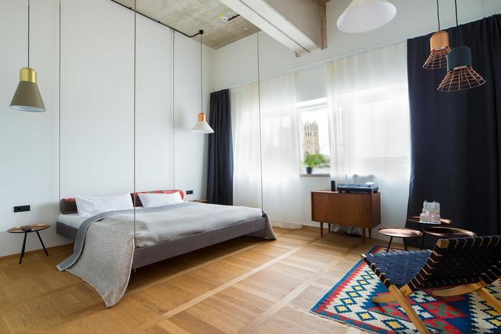 Doppelzimmer Hotel The Flushing Meadows - bauma 2019 Messehotel - The Flushing Meadows