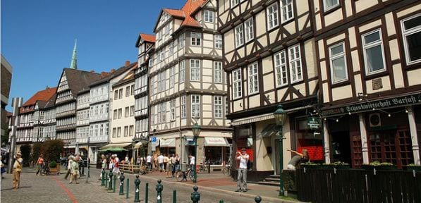 Hannover Altstadt Holzmarkt - Top 5 Attractions in Hanover