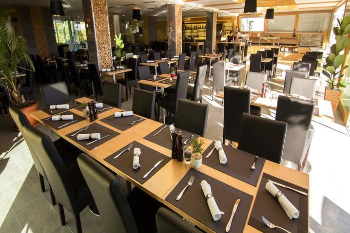 Restaurant Quality Hotel Suites Muenchen Messe - bauma 2019 Messehotel - Quality Hotel & Suites München Messe
