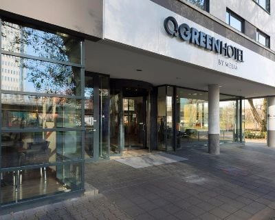 Außen Qgreen Hotel by Melia - Trade Fair Hotels Light + Building 2020 Frankfurt