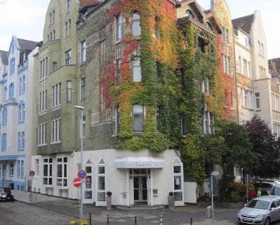 Hotel Haus Martens Hannover - Hotels for IAA Commercial Vehicles 2020 Hanover