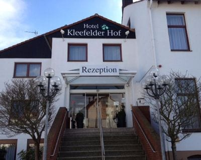 Hotel Kleefelder Hof - Hotels for IAA Commercial Vehicles 2022 Hanover