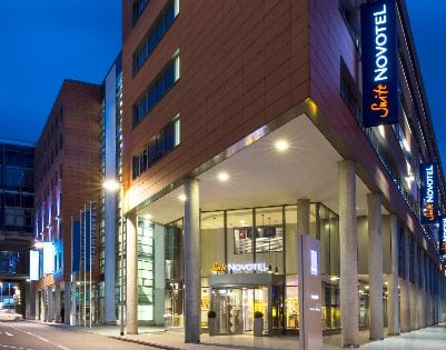 Hotel Novotel Suites Hannover - Hotels for IAA Commercial Vehicles 2020 Hanover