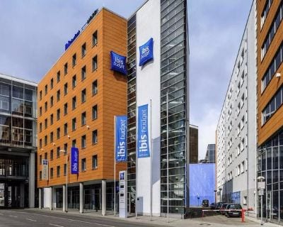 IBIS budget Hotel Hannover Hauptbahnhof - Hotels for IAA Commercial Vehicles 2020 Hanover