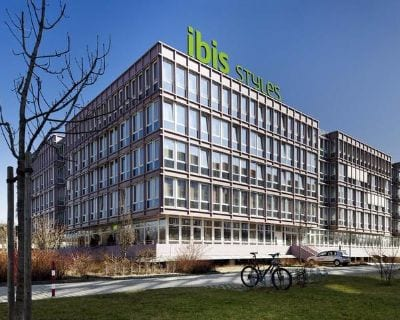 Ibis Styles München Ost Messe - Trade Fair Hotels IFAT 2020 Munich