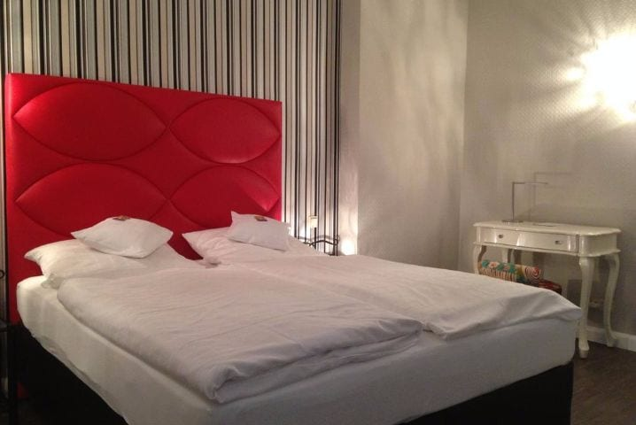 Doppelzimmer - Agritechnica 2019 Hotel Haus Martens Hannover