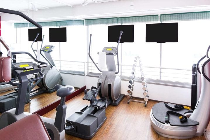 Fitnessraum 1 - IAA Commercial Vehicles 2020 Novotel Suites Hotel Hannover City