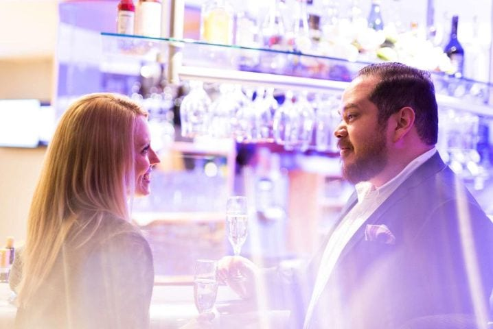 Hotelbar 1 - IAA Commercial Vehicles 2020 Novotel Suites Hotel Hannover City
