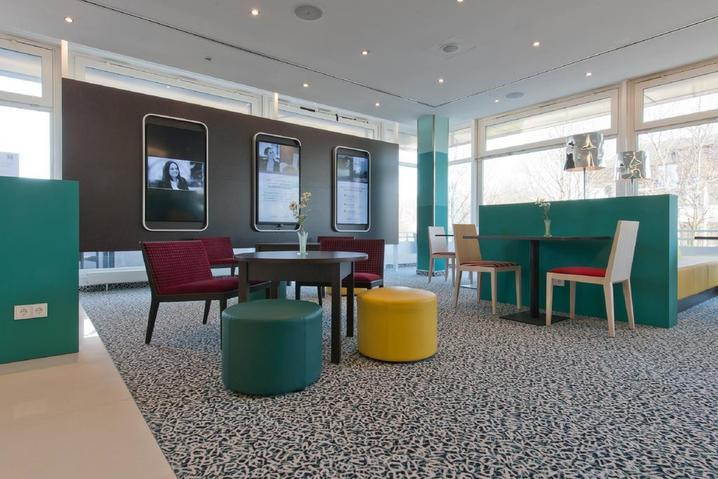 Hotellobby 3 - IFAT 2018 Messehotel München - Mercure Hotel Muenchen Ost-Messe