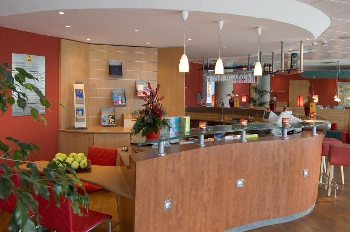 Hotellobby - IAA Commercial Vehicles 2020 Novotel Suites Hotel Hannover City