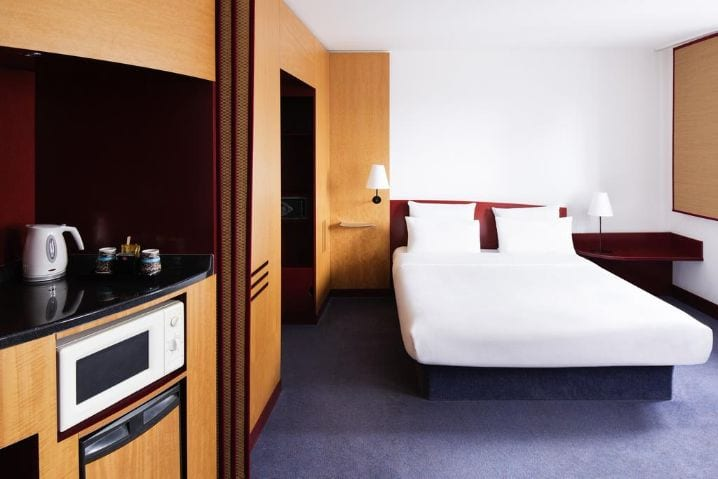 Hotelzimmer Novotel - IAA Commercial Vehicles 2020 Novotel Suites Hotel Hannover City