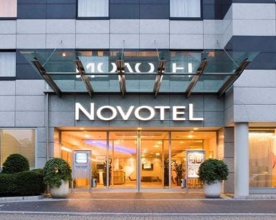 Novotel Düsseldorf City West - Trade Fair Hotels wire & Tube 2020 Düsseldorf