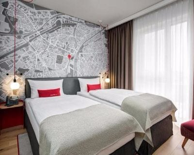 Zimmer IntercityHotel Duisburg - Trade Fair Hotels interpack 2020 Düsseldorf