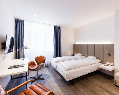 Burns fair more Hotelzimmer - Trade Fair Hotels IDS 2021 Cologne