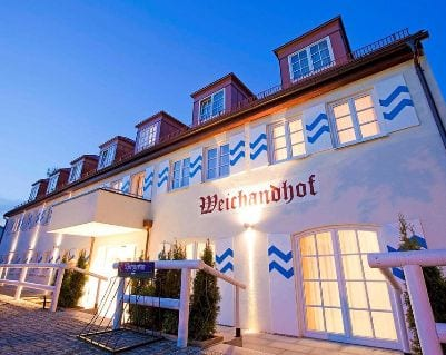 Hotel Weichandhof Außen - Trade Fair Hotels for BAU 2021 Munich