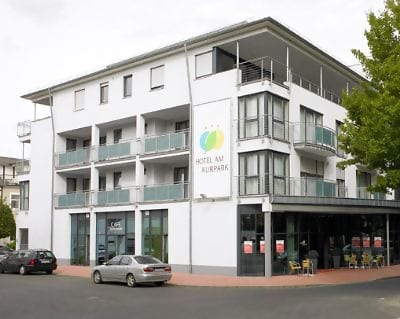 Hotel am Kurpark Bad Vilbel - Ihr Messehotel für Light + Building 2020 in Frankfurt