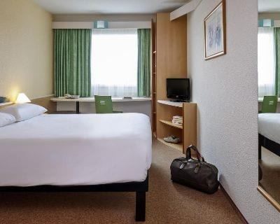 Hotelzimmer Ibis Hannover City - Hotels for Agritechnica 2019 Hanover