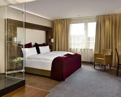 Zimmer Flemings Hotel Frankfurt Main Riverside - Trade Fair Hotels ISH 2021 Frankfurt