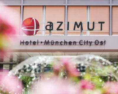 Azimut Hotel München City Ost - Trade Fair Hotels transport logistic 2019 Munich