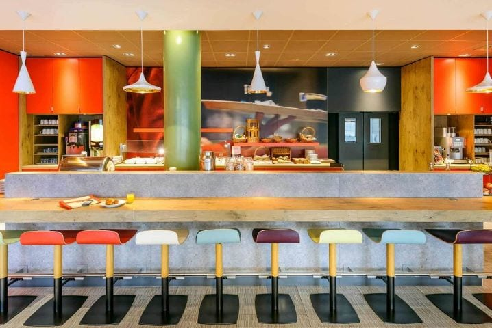 Bar ibis Hotel Hannover City - Hannover Messe 2020 Hotel Ibis Hannover City