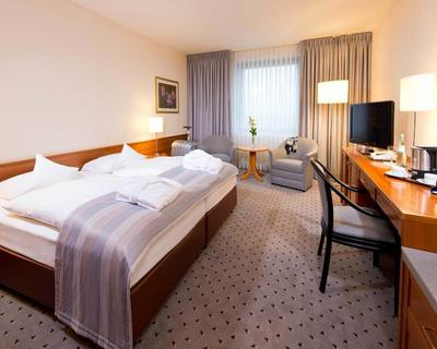 Doppelzimmer Maritim Airport Hotel Hannover - Hotel per Agritechnica 2021 Hannover