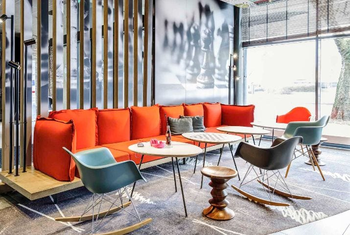 Hotellounge Ibis Hannover City - Agritechnica 2019 Hotel Ibis Hannover City