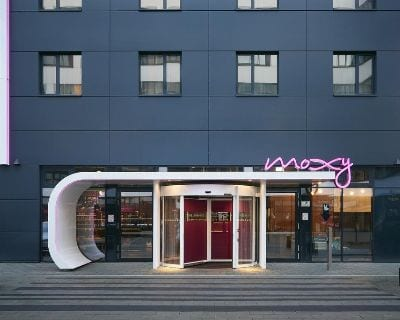 Moxy Munich Messe - Trade Fair Hotels transport logistic 2019 Munich