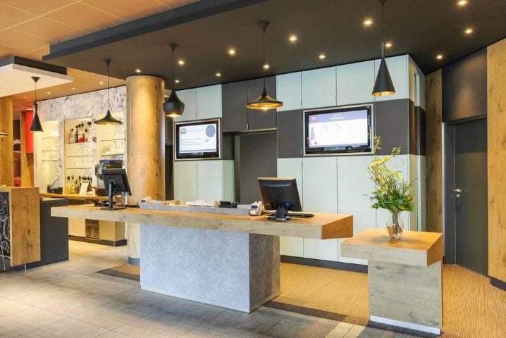Online Check In ibis Hannover City - Agritechnica 2019 Hotel Ibis Hannover City
