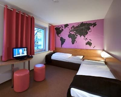 Twin Room BB Hotel Garbsen - Hotel HANNOVER MESSE 2019