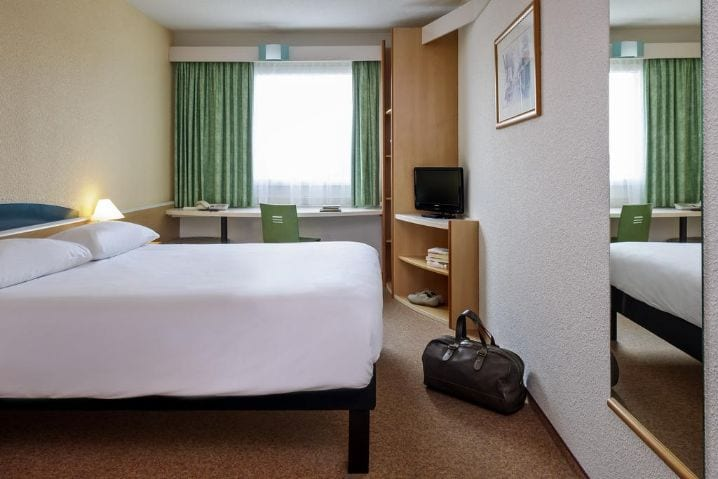 Zimmer Ibis Hannover City - Hannover Messe 2020 Hotel Ibis Hannover City