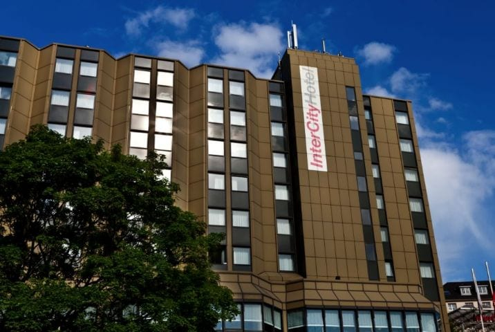 Messehotel IntercityHotel Wuppertal - Anuga 2019 Messehotel IntercityHotel Wuppertal