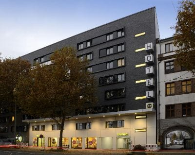 BB Frankfurt City Ost - Trade Fair Hotels ISH 2021 Frankfurt