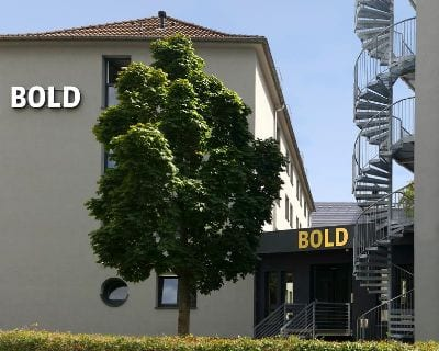 BOLD Apartment Frankfurt an der Messe - Trade Fair Hotels ISH 2021 Frankfurt