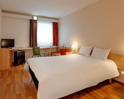 Hotelzimmer Ibis Frankfurt Airport - Trade Fair Hotels Light + Building 2020 Frankfurt