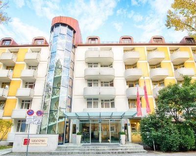 Leonardo Hotel Residence München - Trade Fair Hotels for iba 2021 Munich
