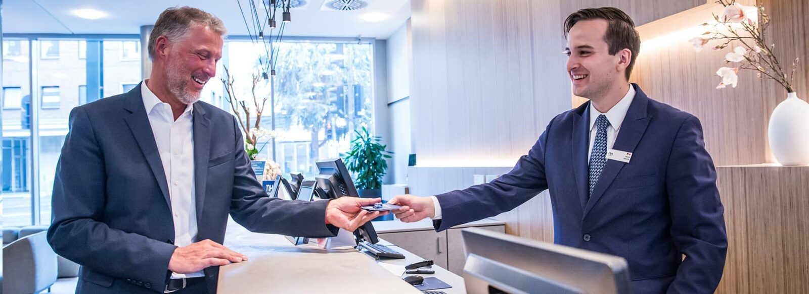 Check In Hotel Hm business travel 1 1 - Ihr Hotel für BAU 2019 in München