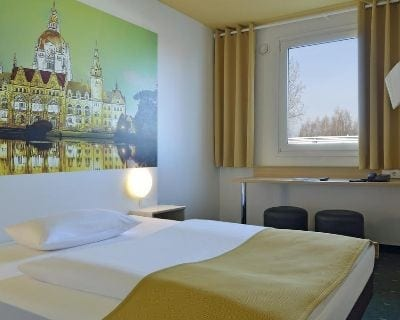 Einzelzimmer BB Hotel Hannover - Trade Fair Hotels Hannover Messe 2020