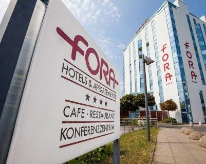 FORA Hotel Hannover - Trade Fair Hotels Hannover Messe 2020