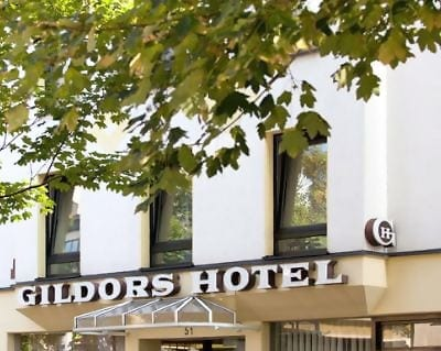Gildors Hotel Düsseldorf - Trade Fair Hotels wire & Tube 2020 Düsseldorf