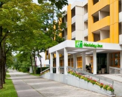 Holiday Inn Hotel München Süd - Trade Fair Hotels IFAT 2022 Munich