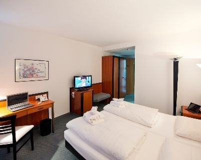Standardzimmer FORA Hotel Hannover - Hotels for IAA Commercial Vehicles 2020 Hanover
