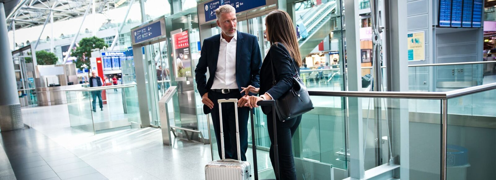 Unternehmen HM Business Travel GmbH Messehotels Travel Management - Empresa