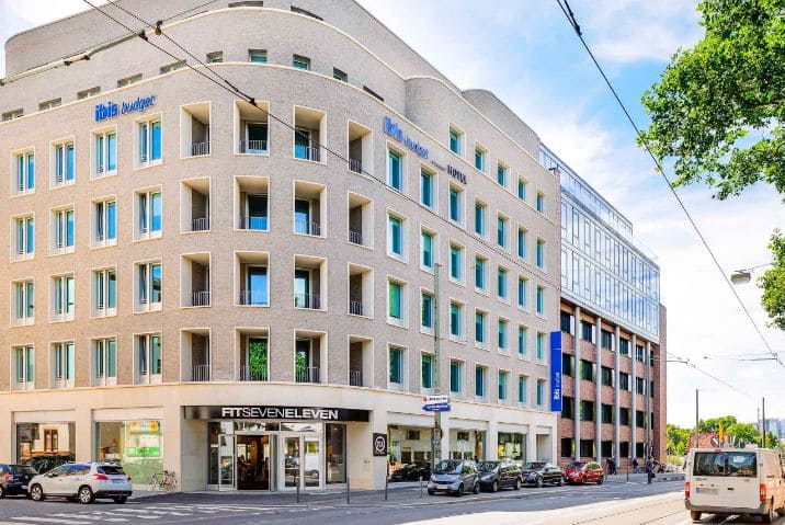 Hotel ibis budget Frankfurt City Ost - Light + Building 2020 Hotel ibis budget Frankfurt City Ost