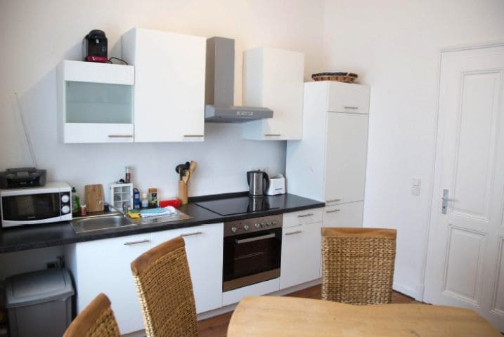Küche Appartment Pension Oberkasseler Hof Bonn - Anuga 2019 Pension Oberkasseler Hof Bonn